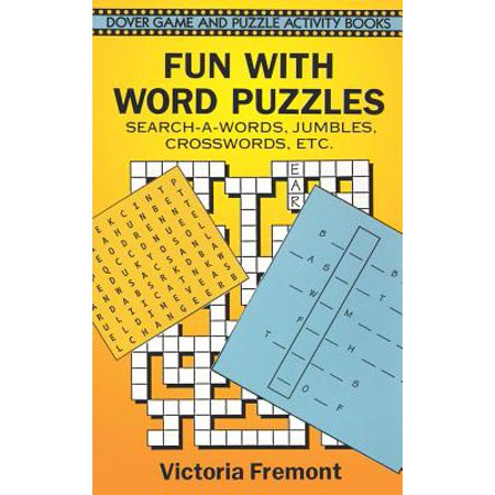 Fun with Word Puzzles : Search-A-Words, Jumbles, Crosswords, Etc.](Halloween Word Jumbles)