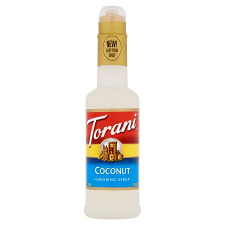 Torani Coconut Syrup 375ml
