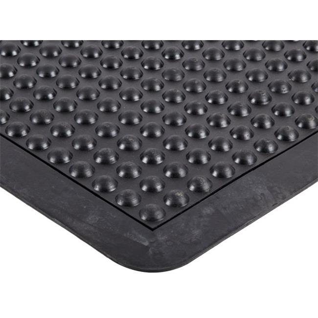 Durable Corporation 853S2436BK Bubble Mat Anti-Fatigue Mats