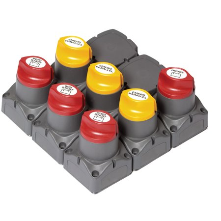 Bep Remote Battery Management Cluster F Triple Engine