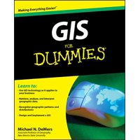 For Dummies: GIS for Dummies (Paperback)
