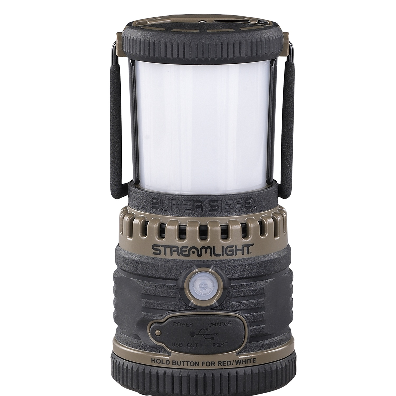 Streamlight Siege Series Lantern, Coyote by Streamlight