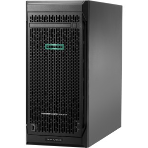 HPE ProLiant ML110 G10 4.5U Tower Server Intel Xeon Silver 4108 8-Core 16GB