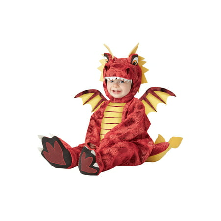 Adorable Dragon Infant Costume - Pinocchio Infant Costume