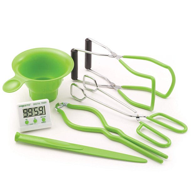 Presto - 7 Function Canning Kit