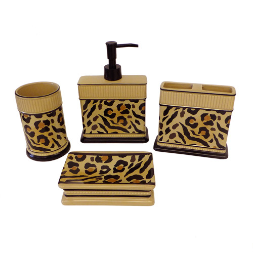 Better Homes and Gardens Animal 4-Piece Accessory Set