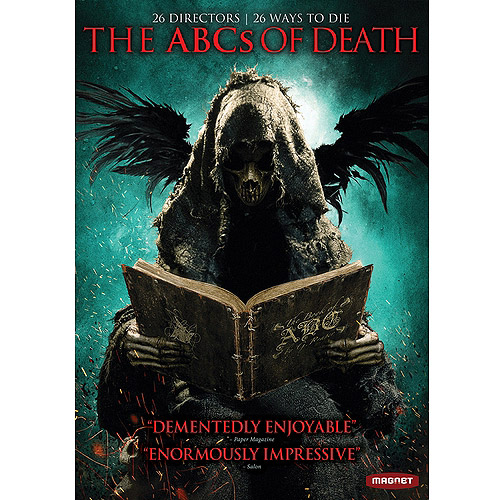 ABC'S OF DEATH (DVD/WS)