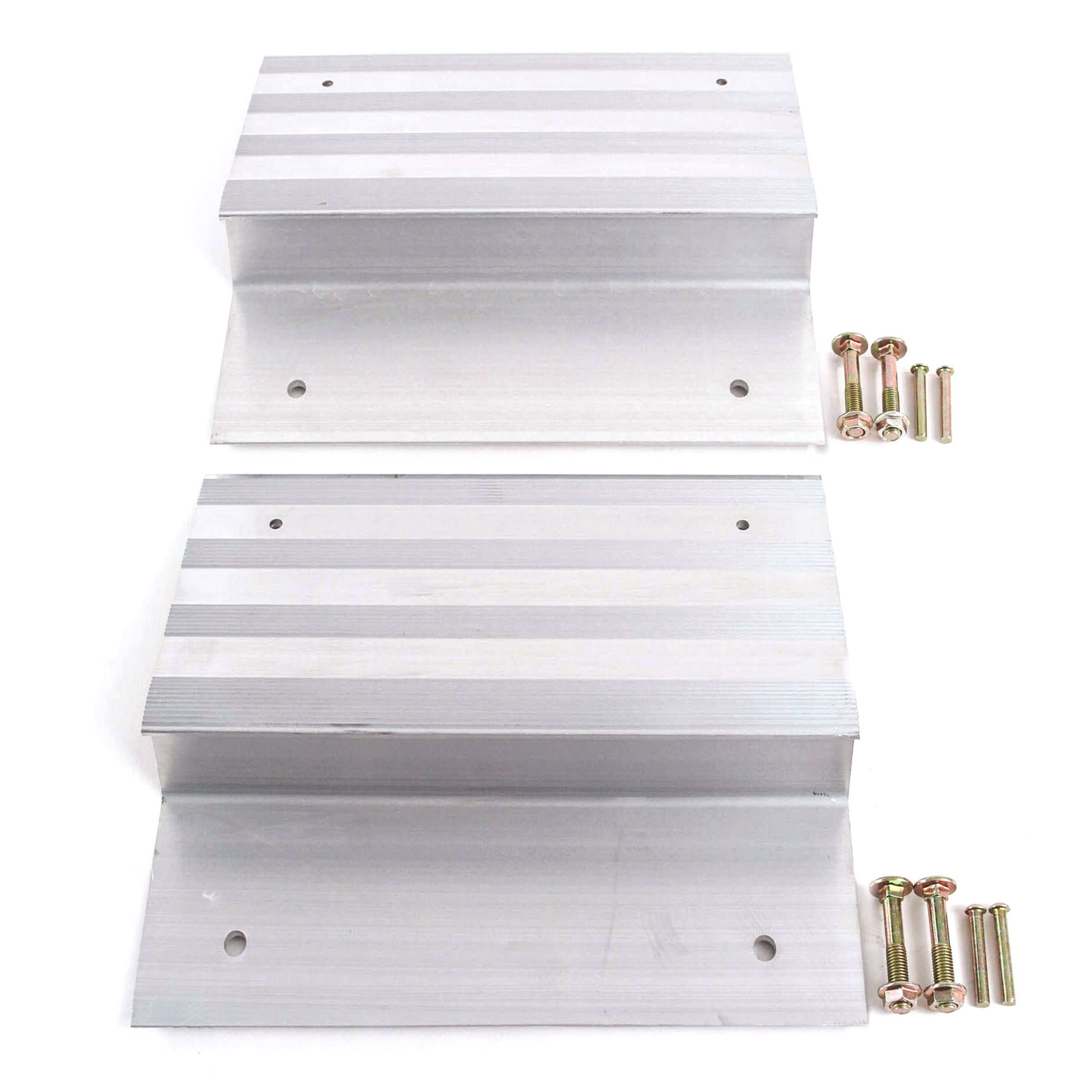 Ramp Aluminum Truck Top End Kit With Hardware Heavy Duty
