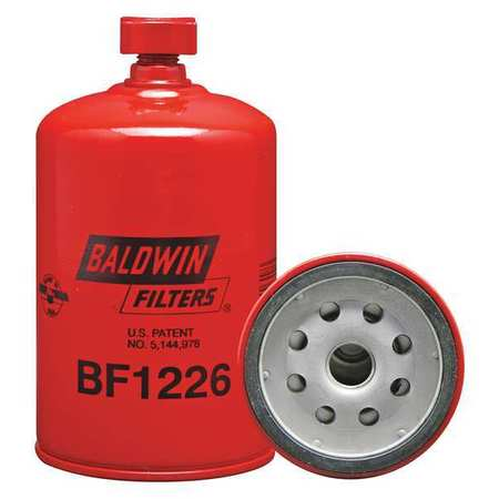 Baldwin Filters BF1226 5-11/16 x 3-1/32 x 5-11/16In Fuel Filter