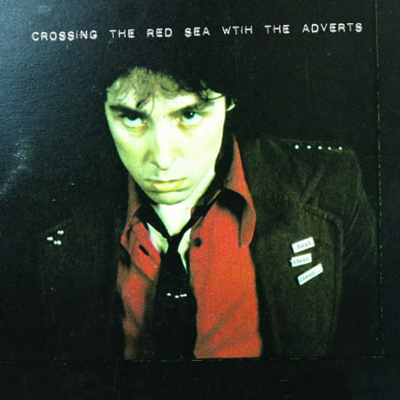 Crossing The Red Sea With The Adverts (Vinyl) (The Crossing Of The Red Sea Poussin)