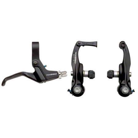 Tektro BMX Mini Brake and Lever Set 926AL/316A/2P Black