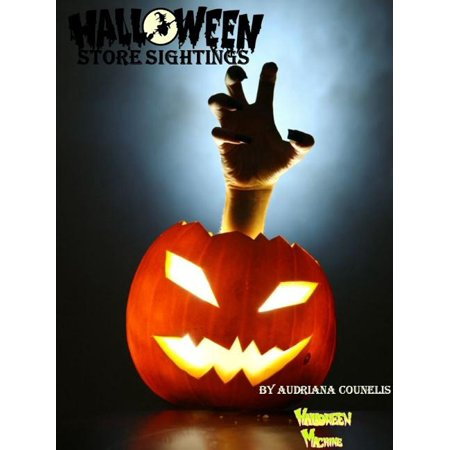 Halloween Store Coupon (Halloween Store Sightings)