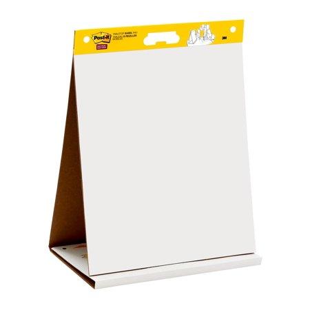 Post It Self Stick Tabletop Easel Pad 20 X 23 20 Sheets Per Pad