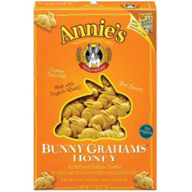 Annie's Honey Bunny Grahams Cookies 7.5oz Box