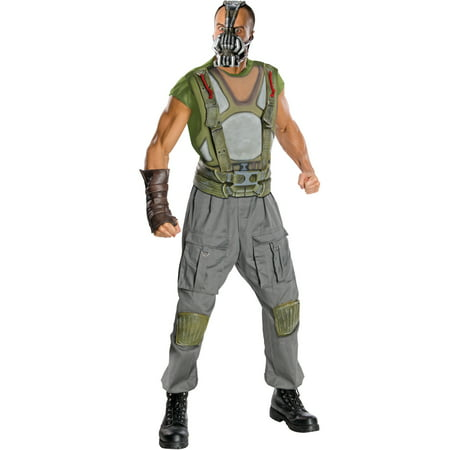 Deluxe Bane Batman The Dark Knight Rises Mens Halloween Adult Costume - Baby Bane Mask