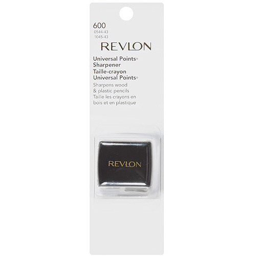 Revlon Universal Points Sharpener, 0.85 Oz