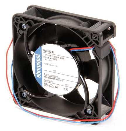 Axial Fan, Ebm-Papst, DV4112N