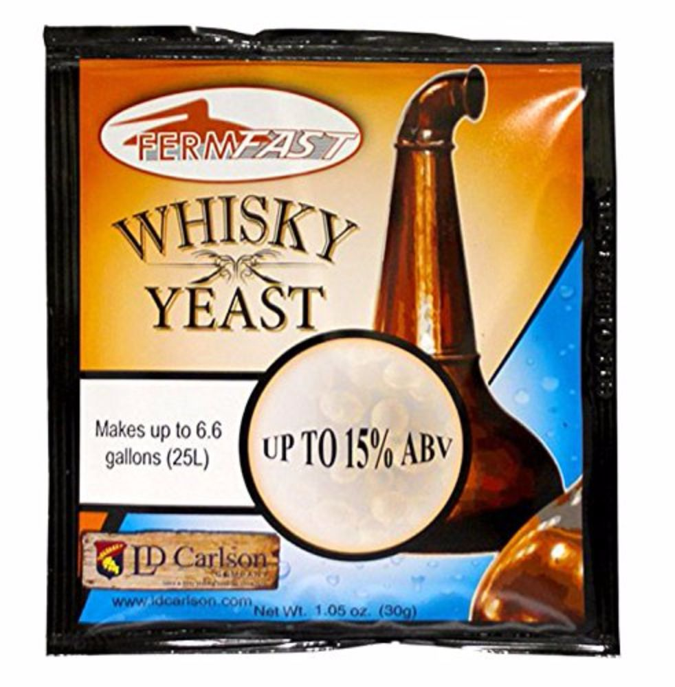 FermFast Whisky Yeast With Enzyme 30 g Package by Home Brew Ohio