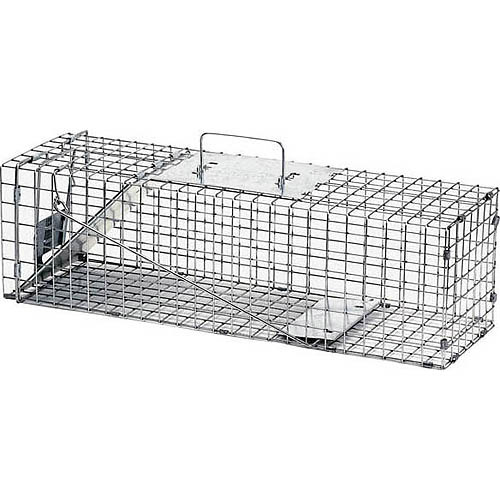 Havahart Medium 1-Door Live Animal Cage Trap