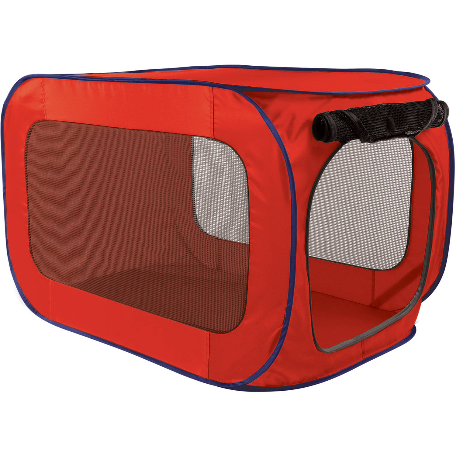 SportPet Pop-Open Kennel, Medium