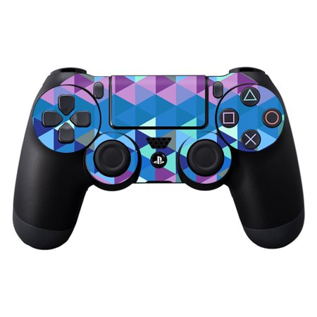 MightySkins Skin For Sony PS4 Controller - Biohazard | Protective, Durable, and Unique Vinyl Decal wrap cover | Easy To Apply, Remove, and Change Styles | Made in the USA ()