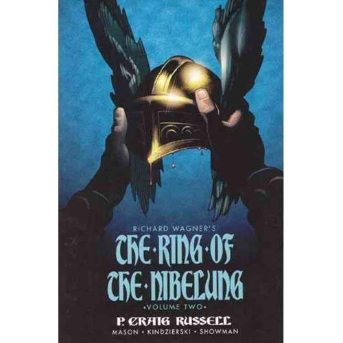 The Ring of the Nibelung: Siegfried & Gotterdammerung