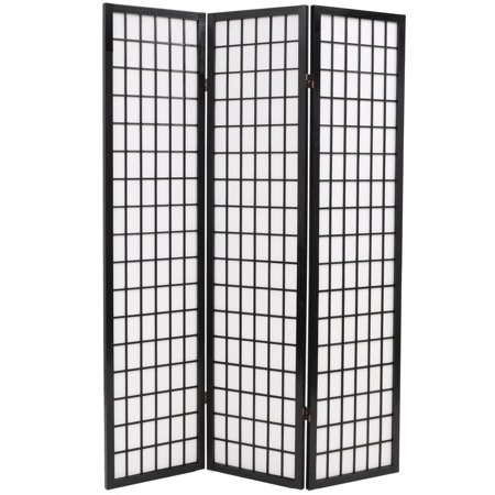 Spring Divider (Folding 3-Panel Room Divider Japanese Style 47.2