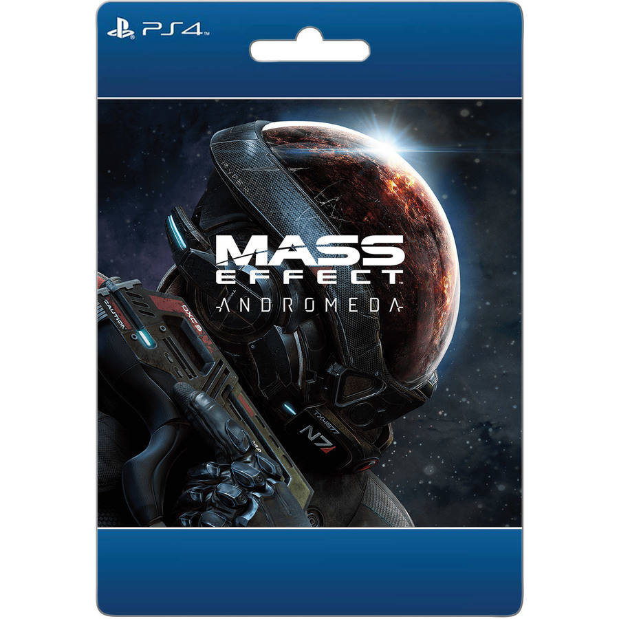 Sony Mass Effect: Andromeda Standard Edition (Email Delivery)
