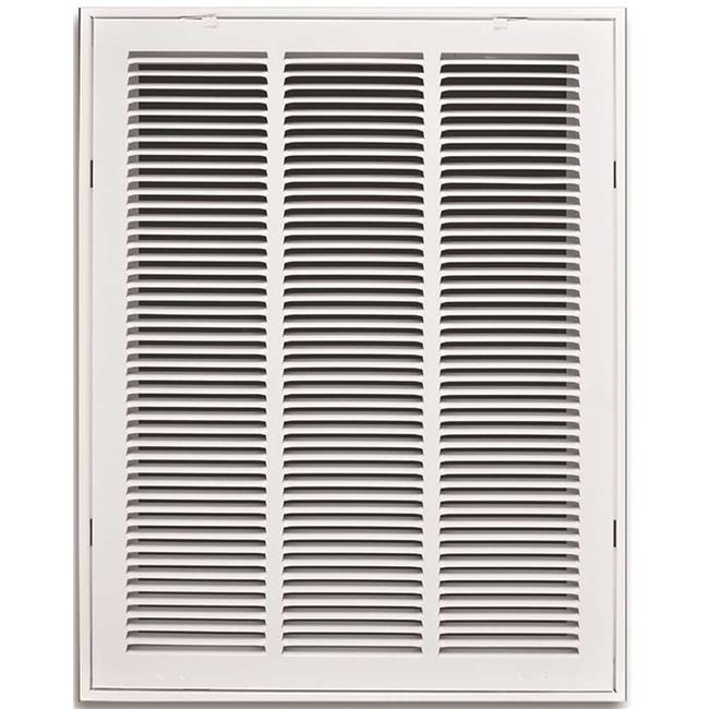 truaire 190rf 14x20 truaire stamped return air filter grille ...