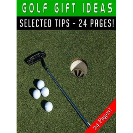 Golf Gift Ideas - eBook