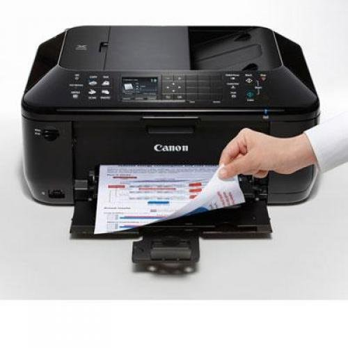 Canon PIXMA MX512 Wireless Color Photo Printer with Scann...