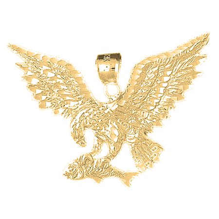 10k yellow gold eagle pendant 34 mm walmart 10k yellow gold eagle pendant 34 mm aloadofball Gallery