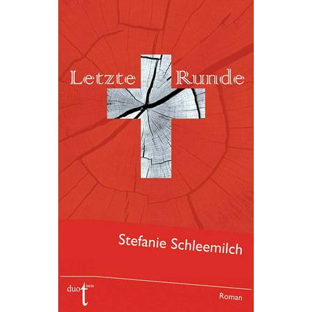 Letzte Runde - eBook (Cool Runde Sonnenbrillen)