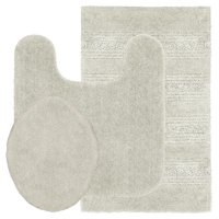 Product Image Better Homes Gardens American Made Bath Rug Collection 3 Piece Set