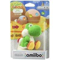 Amiibo Light Green Yarn Yoshi (Yoshis Woolly World Series) Brand New