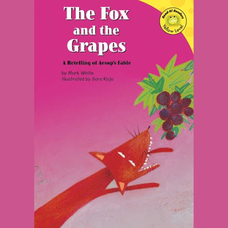 Fox and the Grapes, The - Audiobook (The Fox And The Grapes Moral Lesson)