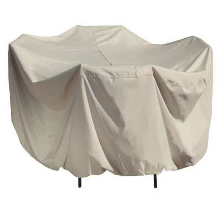 BLUE WAVE PRODUCTS NU554 Winter Furniture Cover, 84in. dia.