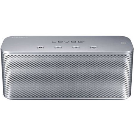 Samsung Level Box Mini Wireless Speaker, Silver