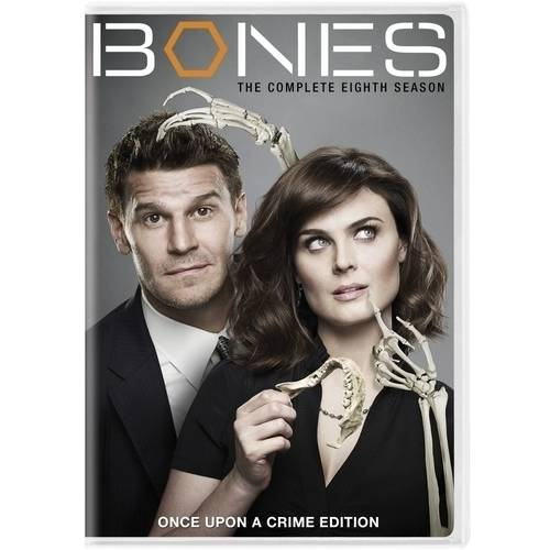 Bones: The Complete Eighth Season (Widescreen)