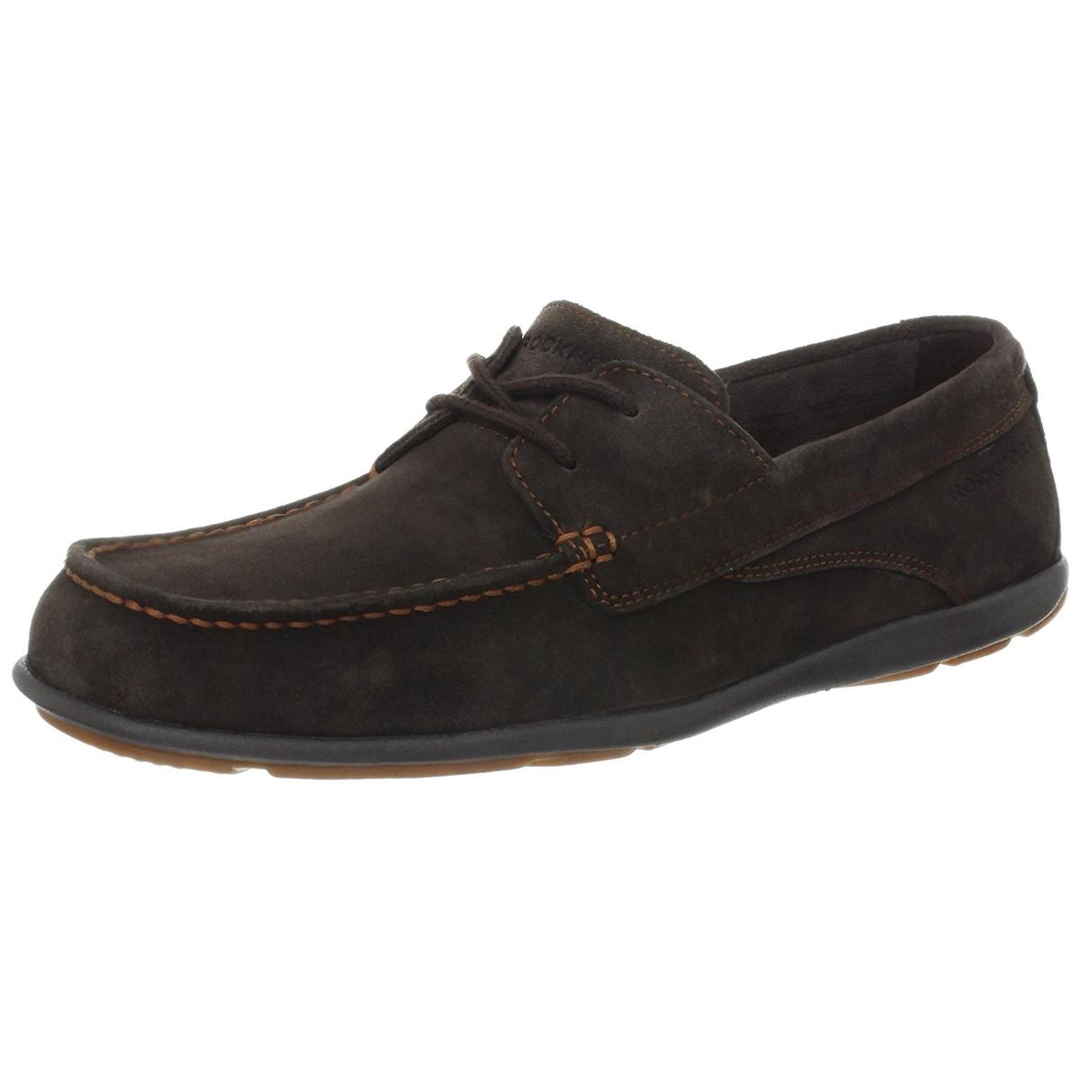 Rockport Bennett Lane Mens Chocolate Loafers by Rockport