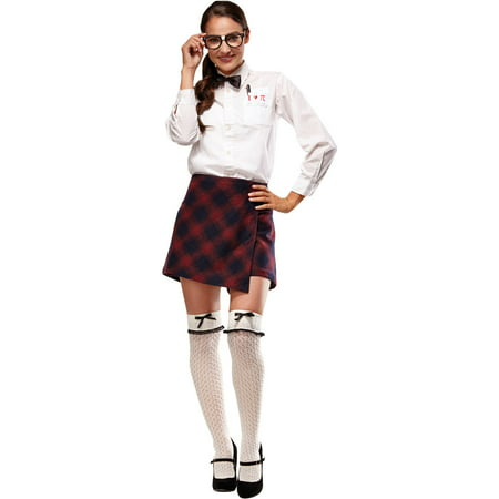 Nerd Kit Adult Halloween Costume - Nerd Costume Guy