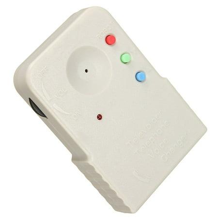 Wireless Mini 8 Multi Voice Changer Synthesizer voicesynthesizer Digitizer Microphone Disguiser Speaker - image 3 de 7