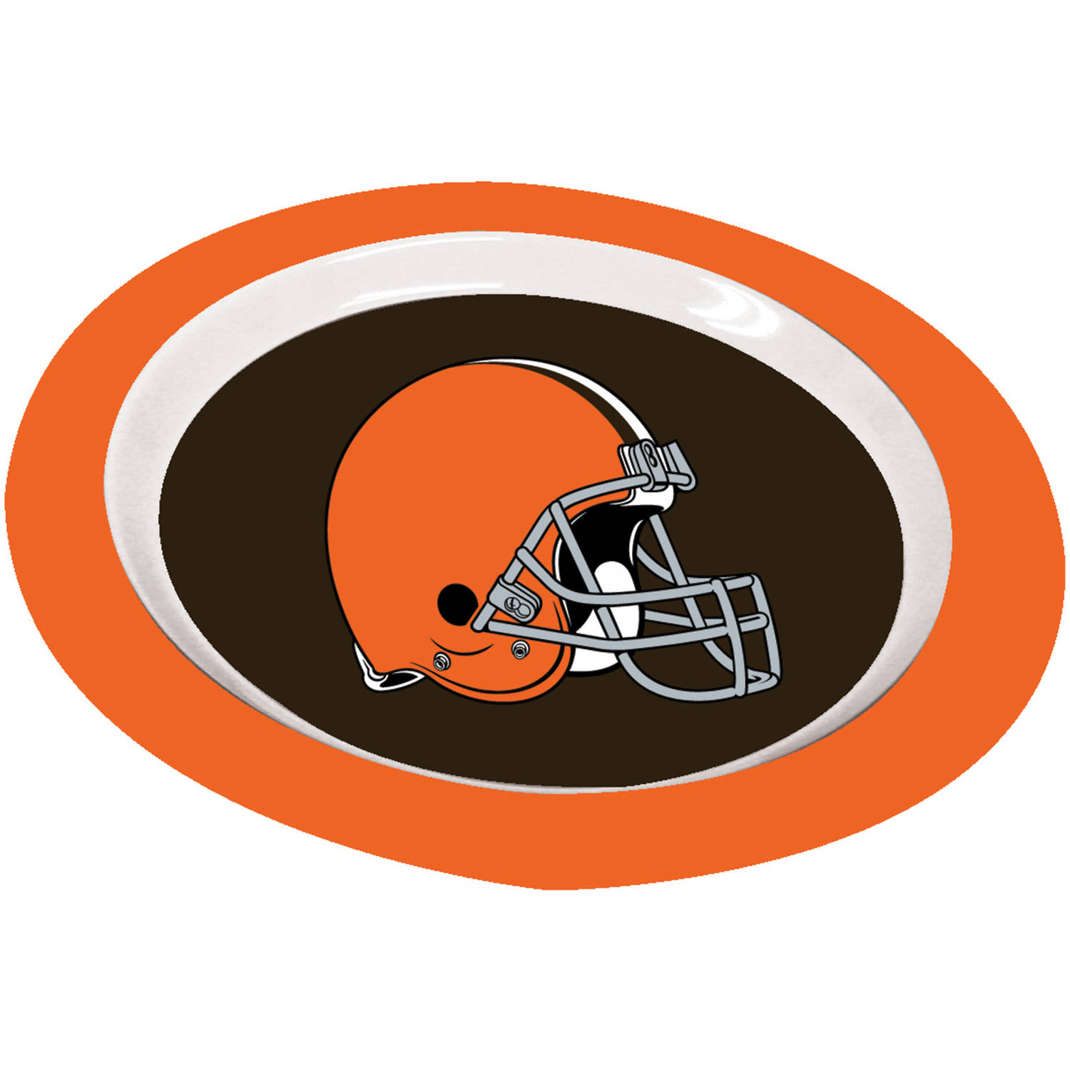 "NFL Browns 10"" Plate"