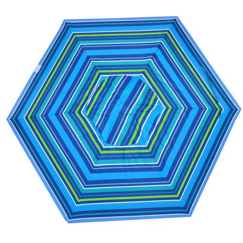 Shadezilla Deluxe 7' Market Umbrella