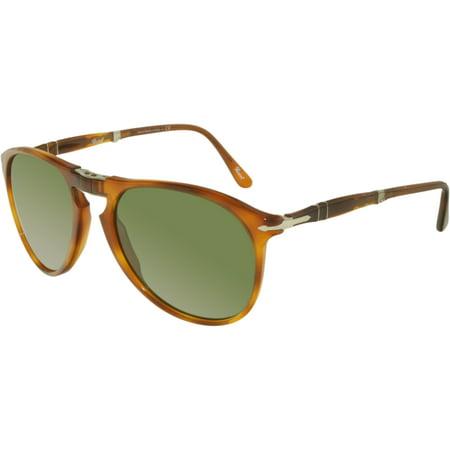 PERSOL Sunglasses PO9714S 96/4E Terra Di Siena 55MM (Persol 9714)
