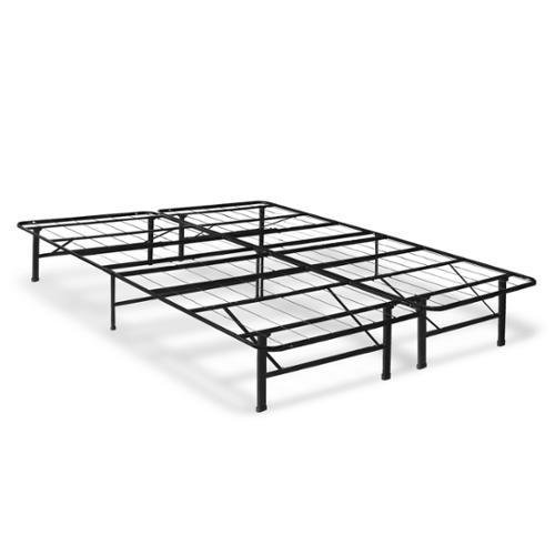 Crown Comfort Cal King size Bed Frame Platform 14 inch -