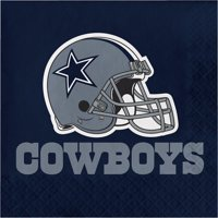 Creative Converting Dallas Cowboys Napkins, 16 ct