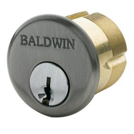 Baldwin 8326.151 Mortise Lock Cylinder 1-5/8
