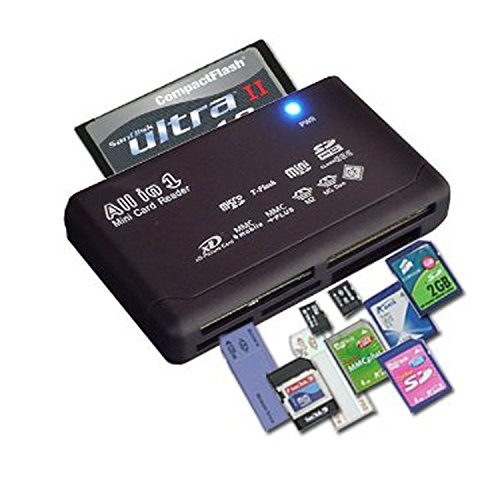Veni All-in-1 USB Card Reader for all Digital Memory Cards