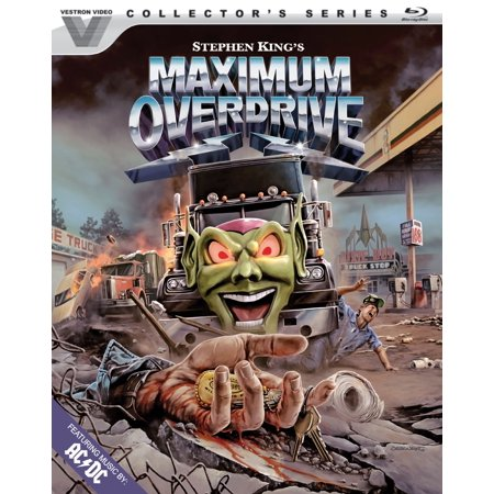 Maximum Overdrive (Vestron Video Collector's Series) (Blu-ray)